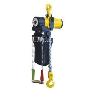 A11 - CD.0.PH - DELTA Pneumatic chain hoists - 0.25T