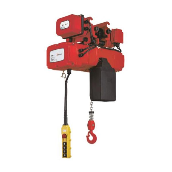 Electric Chain Hoist 3ph with motorised Trolley (A7)