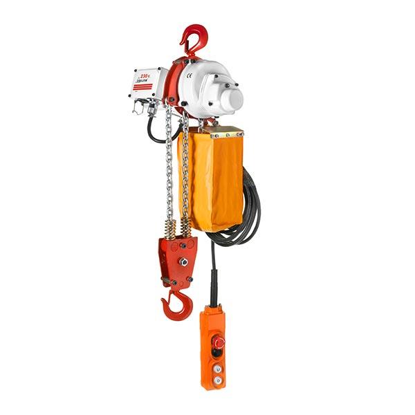 A8 - CZ.0.US - DELTA Electric chain hoists US type - 1T