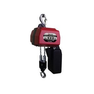 A9 - CZ.0.DBH - DELTA Battery chain hoists - 0.5T
