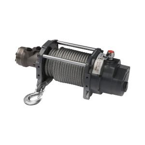 B11 - HV - DELTA Hydraulic recovery winches - 4T
