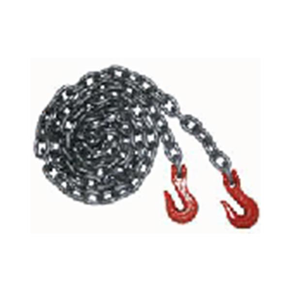 Tie Down Chain 10mm x 6M Grab Hook each End